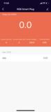 Smart plug - 1 stuk - Slimme stekker 16A - Google Home (Google Assistant) - met stroommeter_