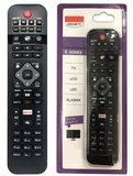 Afstandbediening geschikt voor alle Philips TV's_