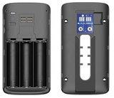Slimme deurbel | Inclusief batterijen en deurbel | iOS & Android applicatie | HD WIDE-ANGLE Camera | Bewegingssensor met alarm | Two-Way Audio| Cloud opslag | IR Nachtmodus_