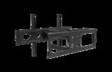 Muurbeugel voor schermen tot 70 inch / full motion (3 draaipunten)_