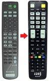 Sony RM-U304 afstandsbediening_