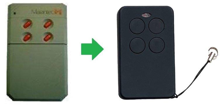 Marantec D12 handzender / afstandsbediening