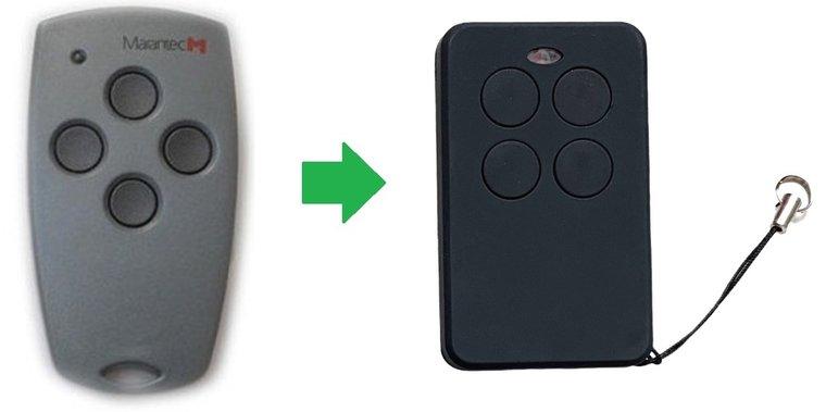 Marantec Digital 304 (433Mhz) handzender / afstandsbediening