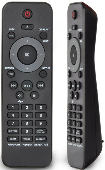Philips 996510056836 afstandsbediening