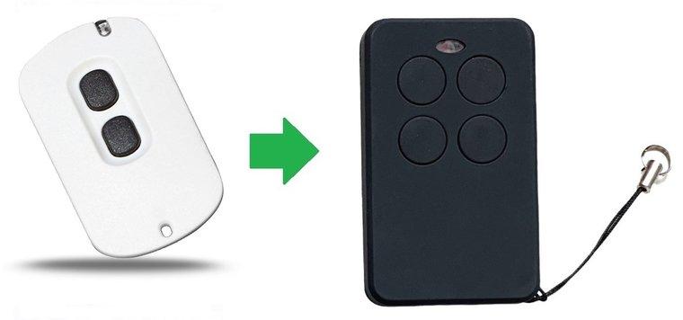 ACM TX2 handzender / afstandsbediening
