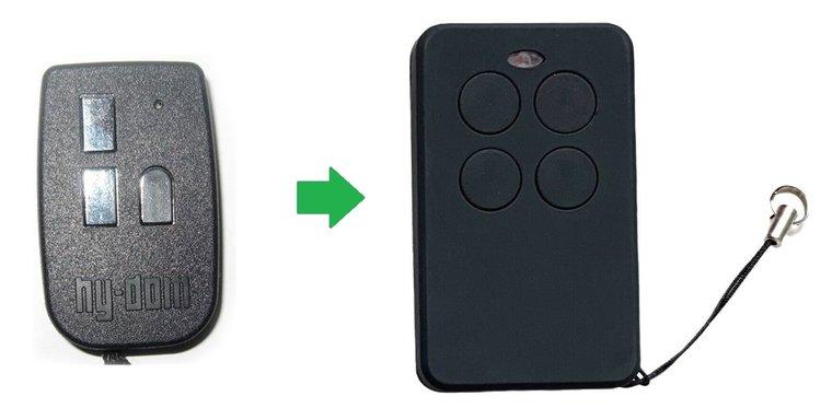 AERF HY-DOM handzender / afstandsbediening