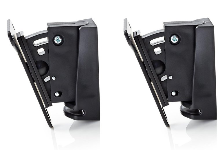 2 stuks | Luidspreker-muurbeugel | Sonos® PLAY:3™ | Kantel- en zwenkbaar | Max. 3 kg