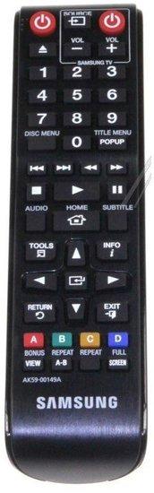 Samsung AK59-00149A afstandsbediening