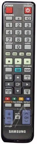 Samsung AK59-00124A Blue Ray afstandsbediening