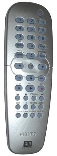 Philips 242254900607 afstandsbediening