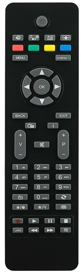 Telefunken RC4865 afstandsbediening