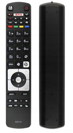 Telefunken RC5119 afstandsbediening
