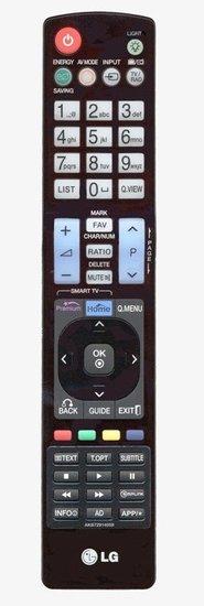 LG AKB72914058 afstandsbediening