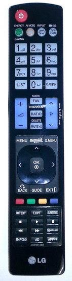 LG AKB72914208 afstandsbediening