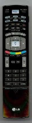 LG 6710V00142R afstandsbediening