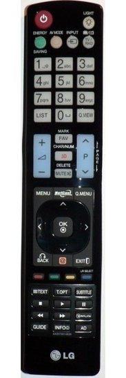 LG AKB72914030 afstandsbediening