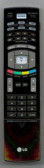 LG 6710V00142D afstandsbediening