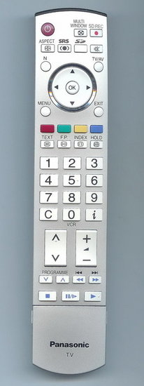 Panasonic N2QAYB000025 afstandsbediening