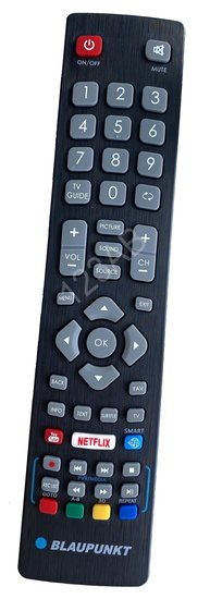 Blaupunkt BLF/RMC/0008 afstandsbediening