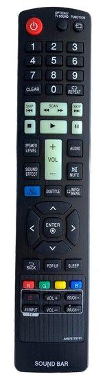 Alternatieve LG AKB73775701 afstandsbediening