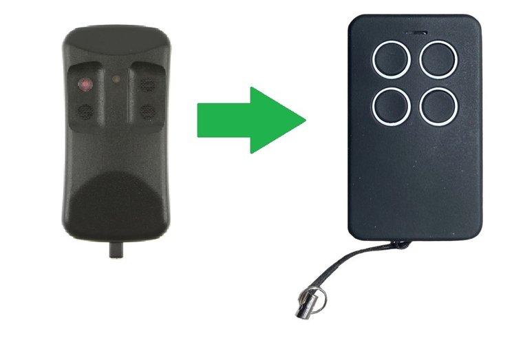 Allmatic AEMX 1 (alternatieve handzender)