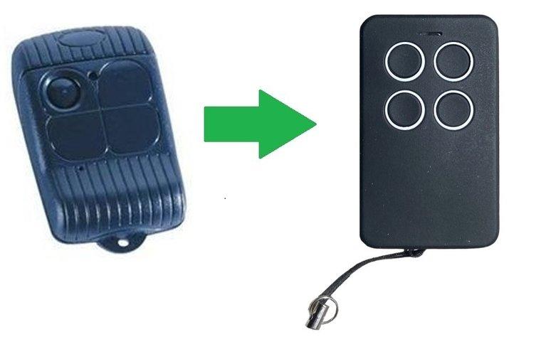 Allmatic MX1 (alternatieve handzender)