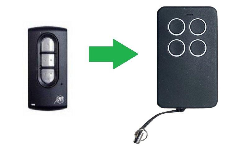 Allmatic Tech3 (alternatieve handzender)