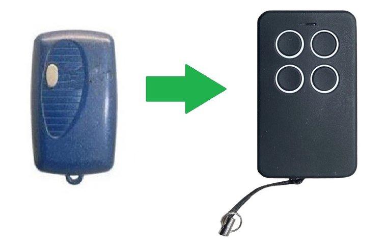 Aperto CPS1 (alternatieve handzender)