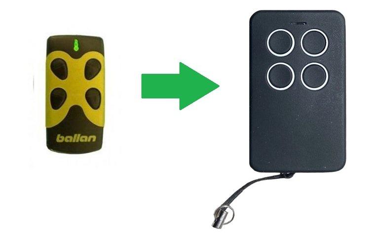 Ballan FM400E (alternatieve handzender)