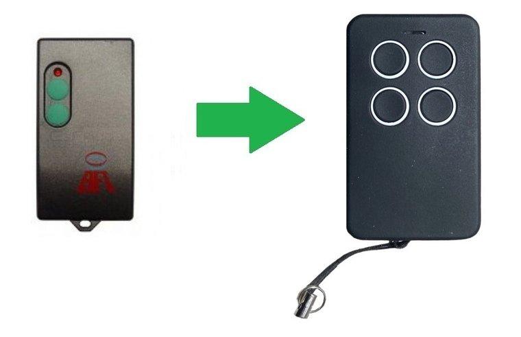 BFT VTM2 (alternatieve handzender)