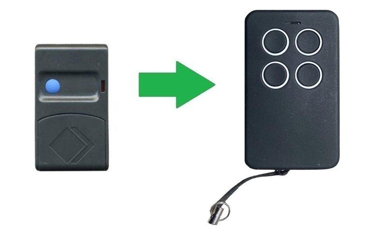 Casit TXS1 (alternatieve handzender)