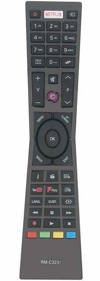 Alternatieve JVC RM-C3245 afstandsbediening