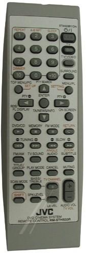 JVC RMSTHS33RW2 afstandsbediening