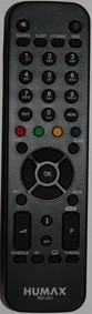 Humax RM-G01 afstandsbediening