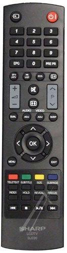 Originele Sharp GJ220 afstandsbediening