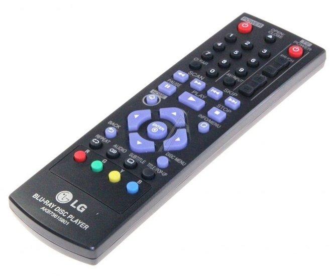 LG AKB73615801 afstandsbediening