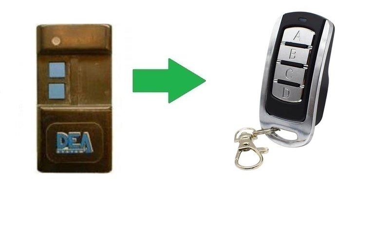 DEA 306 (alternatieve handzender)