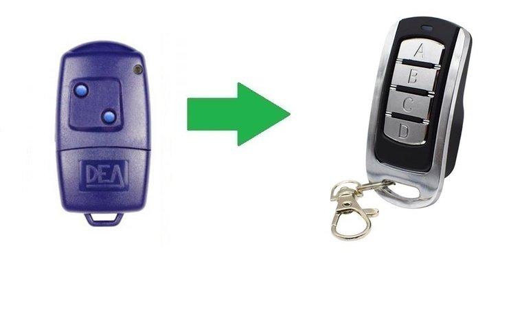 DEA 306 2 (alternatieve handzender)