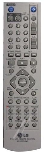 LG 6711R1P104C afstandsbediening