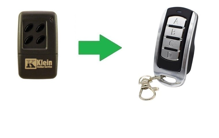 Hauss Pocket 3750-4 (alternatieve handzender)