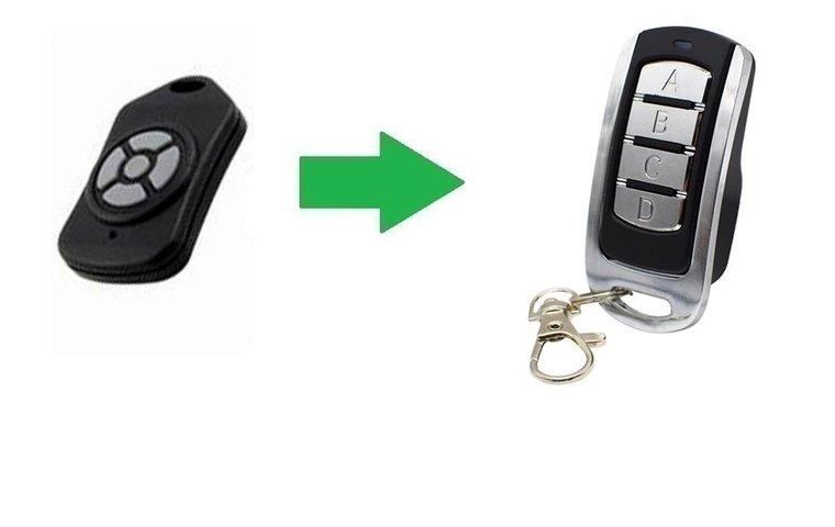 Kblue ETH-TEL01 (alternatieve handzender)