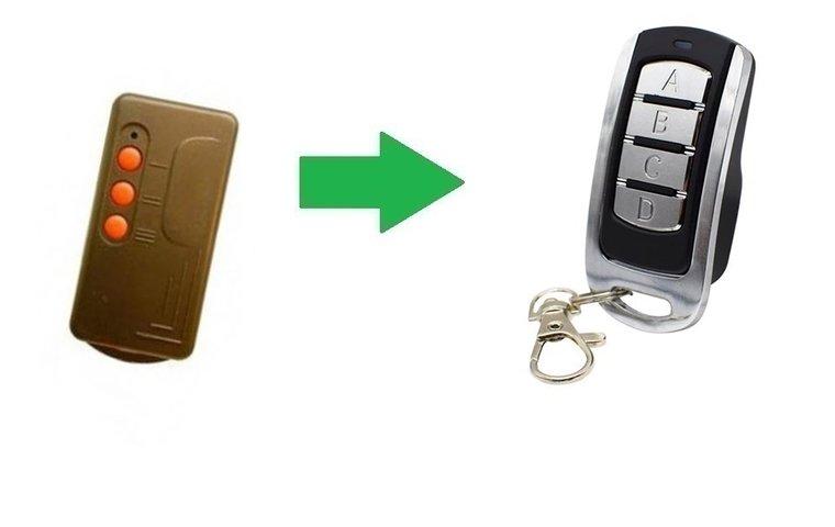 MA system TX3 (alternatieve handzender)