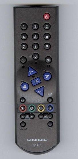 Grundig TP715C afstandsbediening