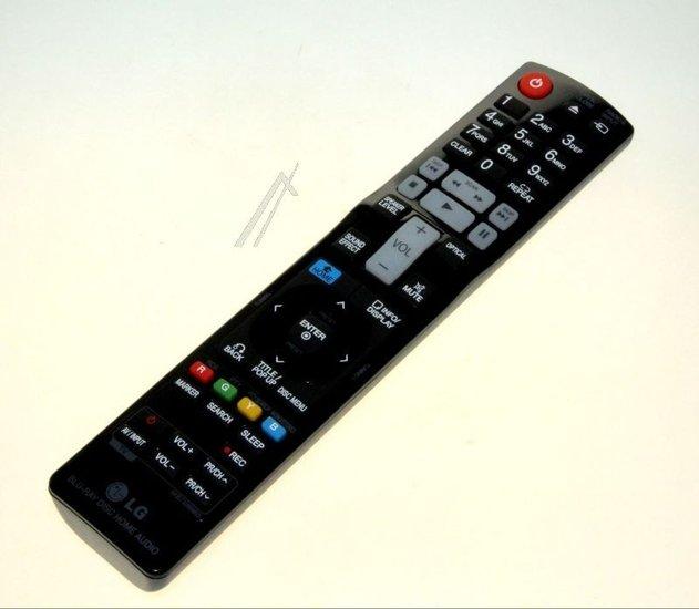 LG AKB73355602 afstandsbediening