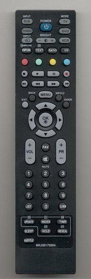 LG AKB33871410 afstandsbediening ALTERNATIEF