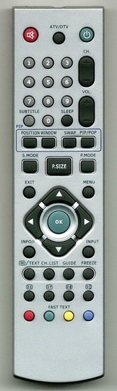 MEDION MSN40022767 afstandsbediening