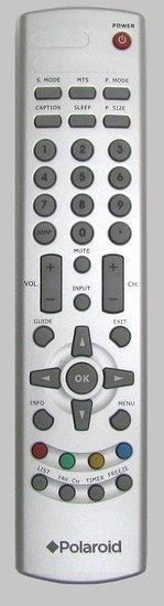 POLAROID 845-042-GF1XAPH afstandsbediening