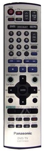 Panasonic DMR-E55 afstandsbediening