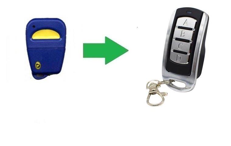Portamatic MPH01 (alternatieve handzender)