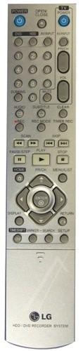LG 6711R1P108F afstandsbediening